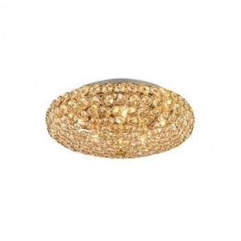 Ideal lux KING PL5 GOLD