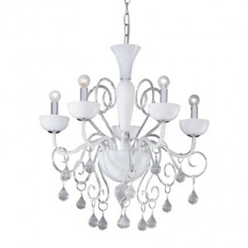 Ideal lux LILLY SP5/ BIANCO,ROSSO,NERO