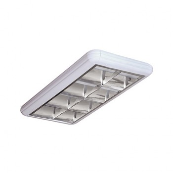 HOROZ Fluorescent Louver Fittings HL 181