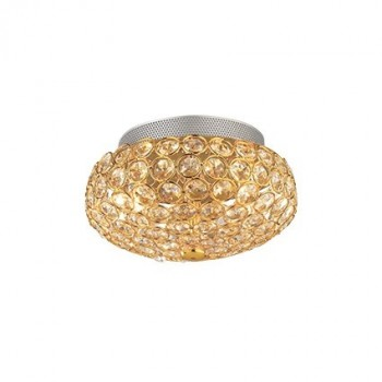 Ideal lux KING PL3 GOLD