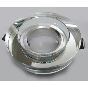 NIKOM DOWNLIGHT ROUND  GLASS NG14