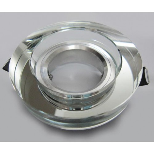 NIKOM DOWNLIGHT ROUND  GLASS NG14