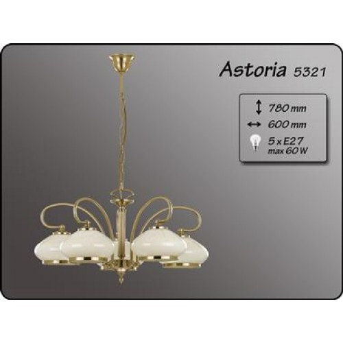 Alfa Astoria 5321 полилей
