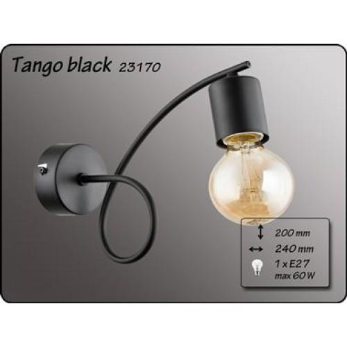 Alfa Tango black 23170 bracket lamp