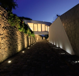 Build-in lights