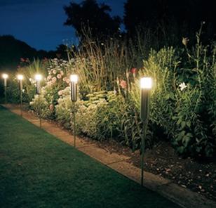 Pillar Lamps