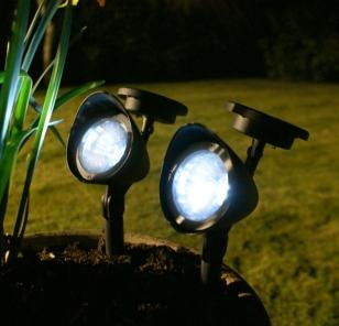 Насочващи лампи