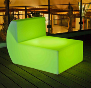 Iluminated furniture